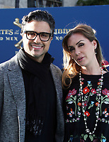 """HOLLYWOOD, CA - May 18: Jaime Camil, Heidi Balvanera, At Premiere Of Disney's """"Pirates Of The Caribbean: Dead Men Tell No Tales"""" At Dolby Theatre In California on May 18, 2017. Credit: FS/MediaPunch"""