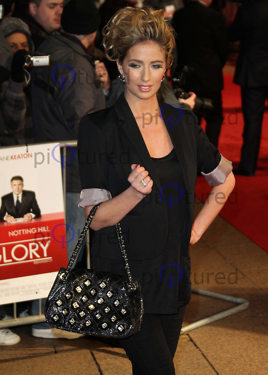 Chantelle Houghton Morning Glory UK Premiere, Empire Cinema, Leicester Square, London, UK, 11 January 2011: Contact: Ian@Piqtured.com +44(0)791 626 2580 (Picture by Richard Goldschmidt)