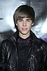 "Justin Bieber attending The New York Special Screening of ""Justin Bieber: Never Say Never"" on February 2, 2011 at The Regal E-Walk Stadium Theatre in New York City."