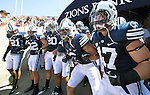 _88R3783..2012 FTB vs Weber State University..BYU - 45.Weber State - 6. .Photo by Jaren Wilkey/BYU..September 8, 2012..© BYU PHOTO 2012.All Rights Reserved.photo@byu.edu  (801)422-7322