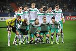 Fussball Champions League 2008/2009, SV Werder Bremen - Inter Mailand