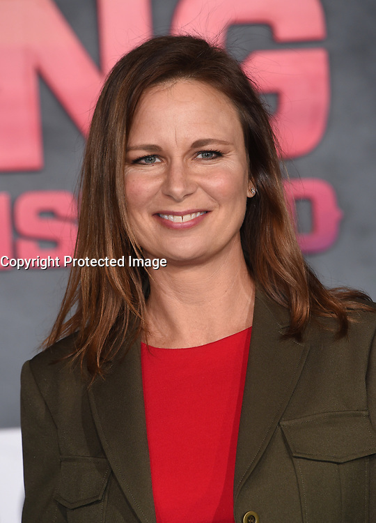 Mary Lynn Rajskub @ the Los Angeles premiere of 'Kong: Skull Island' held @ the Dolby theatre.<br /> March 8, 2017 , Hollywood, USA. # PREMIERE DU FILM 'KONG : SKULL ISLAND' A LOS ANGELES