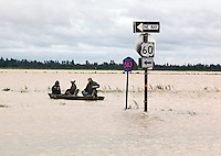 Southeastern Missouri Flooding ~ Wednesday, April 27, 2011