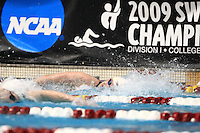 09 Men's NCAA Swimming & Diving Championships Saturday Michigan Prelims