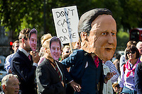"""08.10.2013 - """"Rally for Freedom of Speech: Fight the Gagging Law"""""""