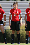 04 October 2009: Maryland's Molly Dreska. The University of Maryland Terrapins defeated the Duke University Blue Devils 4-0 at Koskinen Stadium in Durham, North Carolina in an NCAA Division I Women's college soccer game.