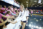 2015 BYU Women's Volleyball vs Gonzaga