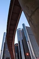 Detroit, sede principale della General Motors