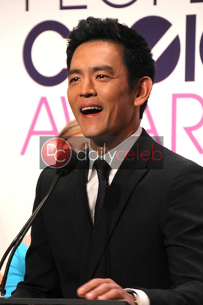 John Cho<br /> at the People's Choice Awards 2015 Nominations Announcement, Paley Center for Media, Beverly Hills, CA 11-04-14<br /> David Edwards/DailyCeleb.com 818-249-4998