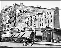 Book reveals the history of Harrods.