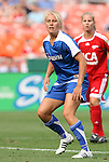 22 June 2008: Washington's Ali Andrzejewski. The Washington Freedom defeated the Richmond Kickers Destiny 5-0 at RFK Stadium in Washington, DC in a United Soccer Leagues W-League friendly.