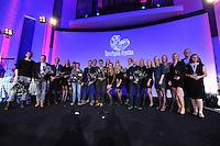 SPORT ALGEMEEN: HEERENVEEN: 17-02-2016, Sportgala Fryslân, alle prijswinnaars, ©foto Martin de Jong
