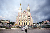 The cathedral in Port-au-Prince, Haiti. photo by jane therese