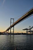 Stock photo of a bridge