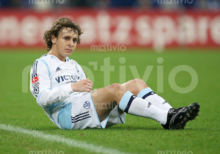 Fussball 1. Bundesliga Saison 2005/2006 RAFINHA (FC Schalke 04)