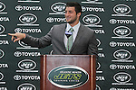 March 26, 2012: New York Jets Tim Tebow Press Conference
