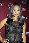 "model Beverly Johnson attends the New York Premiere of  HBO's ""About Face: Supermodels Then and Now"" on July 17, 2012 at The Paley Center for Media in New York City. This was filmed by Timothy Greenield-Sanders."