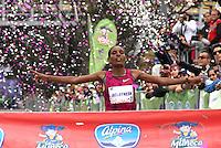 Carrera de la Mujer 2014 , 27-09-2014