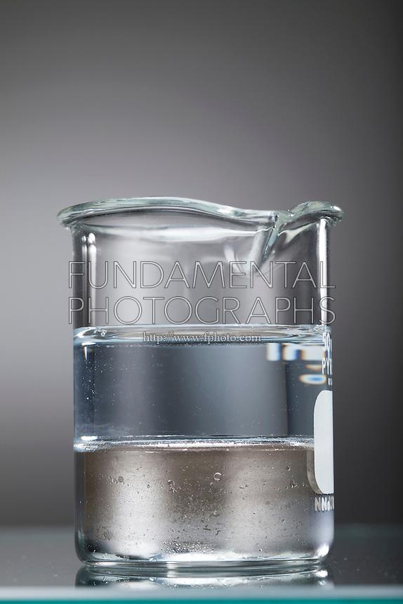 Density Miscibility Mercury Water Labglass Fundamental