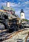 Pemaquid Light, Pemaquid Point, ME.