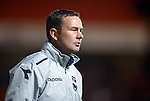 Derek Adams watches Ross County's unbeaten away run continue