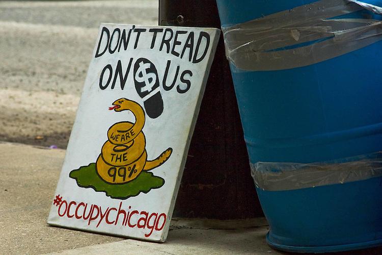 Occupy Chicago Photos