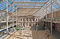 Metropolitan Museum of Art, American Wing, The Charles Engelhard Court, Manhattan, New York City, New York, USA