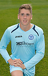 St Johnstone FC Season 2012-13 Photocall.Gareth Rodger.Picture by Graeme Hart..Copyright Perthshire Picture Agency.Tel: 01738 623350  Mobile: 07990 594431
