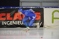 SCHAATSEN: HEERENVEEN: 19-11-2016, IJsstadion Thialf, KNSB trainingswedstrijd, Pim Schipper, ©foto Martin de Jong