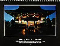 Japan 2014 Calendar