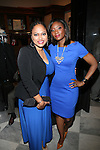 VENUS VS. Director Ava DuVernay and CNN's  Lola Ogunnaike Attend New York Special Screening of ESPN Films & espnW's VENUS VS. & COACH (Tribeca Film Festival 'Best Documentary Short' Award-Winner) Held at The Paley Center for Media
