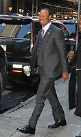 """MAR 20 Tiger Woods at """"Good Morning America' in NYC"""