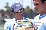 SanDiego 0809 TennisM vs Pepperdine