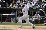 CHICAGO - APRIL 13:  Miguel Cabrera #24 of the Detroit Tigers bats against the Chicago White Sox on April 13, 2012 bats U.S. Cellular Field in Chicago, Illinois.  The White Sox defeated the Tigers 5-2.  (Photo by Ron Vesely)   Subject:  Miguel Cabrera
