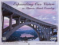 Plumas Bank Calendar Cover