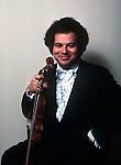 Itzak Perlman, Jan 1982