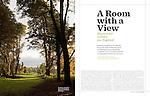 National Geographic Traveler - Landmark Trust - August 2011