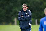 St Johnstone Training&hellip;22.07.16<br />Manager Tommy Wright pictured during training this morning at McDiarmid Park ahead of tomorrows Betfred Cup game against Falkirk.<br />Picture by Graeme Hart.<br />Copyright Perthshire Picture Agency<br />Tel: 01738 623350  Mobile: 07990 594431