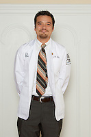 Kevin Saiki. White Coat Ceremony, class of 2016.
