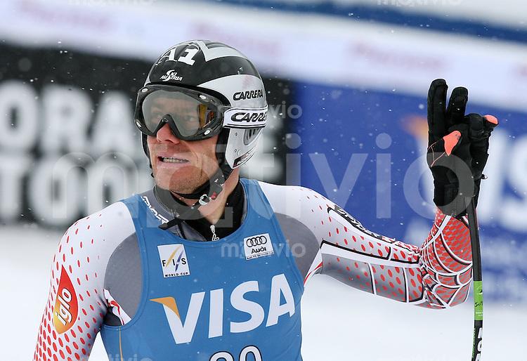 Ski Alpin; Saison 2006/2007  Abfahrt Herren Michael Walchhofer (AUT) belegt Platz 5.
