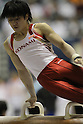 Kohei Uchimura (JPN), .APRIL 7, 2012 - Artistic gymnastics : .The 66th All Japan Gymnastics Championship Individual All-Around , Men's Individual 1st day .at 1nd Yoyogi Gymnasium, Tokyo, Japan. .(Photo by Akihiro Sugimoto/AFLO SPORT) [1080]