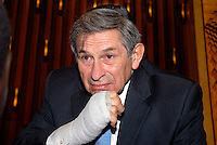 Paul Wolfowitz a former United States Ambassador to Indonesia, U.S. Deputy Secretary of Defense, and President of the World Bank. As U.S. Deputy Secretary of Defense he was one of the strongest advocates of the Iraq war and he was forced to resign from the World Bank over a controversy sparked by his awarding of a job to his companion and lover.