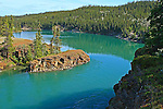 3. MILES CANYON AND THE YUKON RIVER