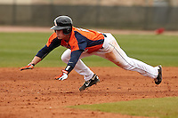 SAN ANTONIO, TX - FEBRUARY 26, 2012: The University of New Mexico Lobos at The University of Texas at San Antonio Roadrunners Baseball at Roadrunner Field. (Photo by Jeff Huehn)