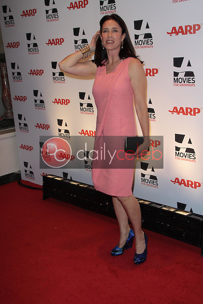 Mimi Rogers<br /> at AARP Magazine's Movies For Grownups, Beverly Wilshire Hotel, Bevely Hills, CA. 02-07-11<br /> David Edwards/DailyCeleb.com 818-249-4998