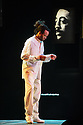 "London, UK. 03.04.2014. Savion Glover in ""SoLe Sanctuary"" at Sadler's Wells. Considered by many to be the world's greatest tap dancer, the Tony award-winner makes a return to London, presenting the UK premiere of this show. Photograph © Jane Hobson."