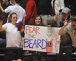 "Fans at the C.M. ""Tad"" Smith Coliseum in Oxford, Miss. on Wednesday, February 9, 2011. Ole Miss won 66-60 and is now 4-5 in the Southeastern Conference."