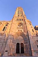 Riverside Church, New York City, New York, designed by Allen & Collens
