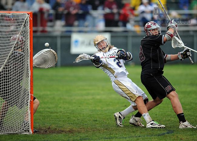 ND Men's Lacrosse, 2008