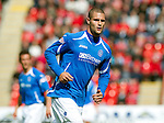 St Johnstone... season 2011-12.Marcus Haber.Picture by Graeme Hart..Copyright Perthshire Picture Agency.Tel: 01738 623350  Mobile: 07990 594431